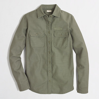 Factory utility shirt