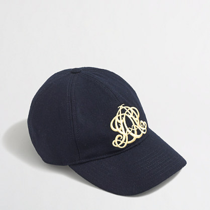 Factory embroidered baseball cap