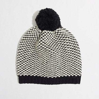 Factory chevron dot hat