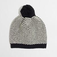Factory chevron dot hat