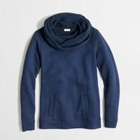 Factory funnelneck sweatshirt