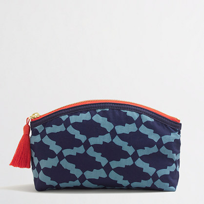Factory medium cosmetic pouch