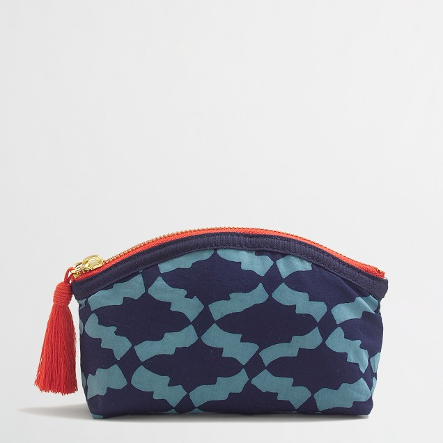 Factory small cosmetic pouch