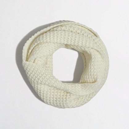 Factory girls' infinity scarf
