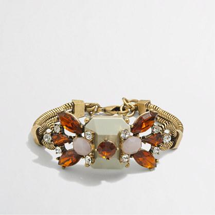 Factory chain corsage bracelet