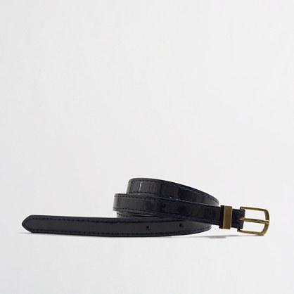 Factory patent belt