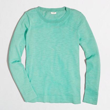 Petite Teddie sweater