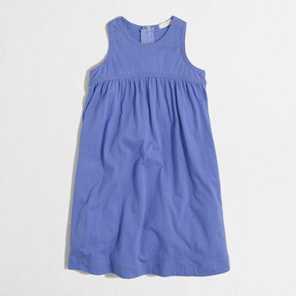 Girls' swing dress