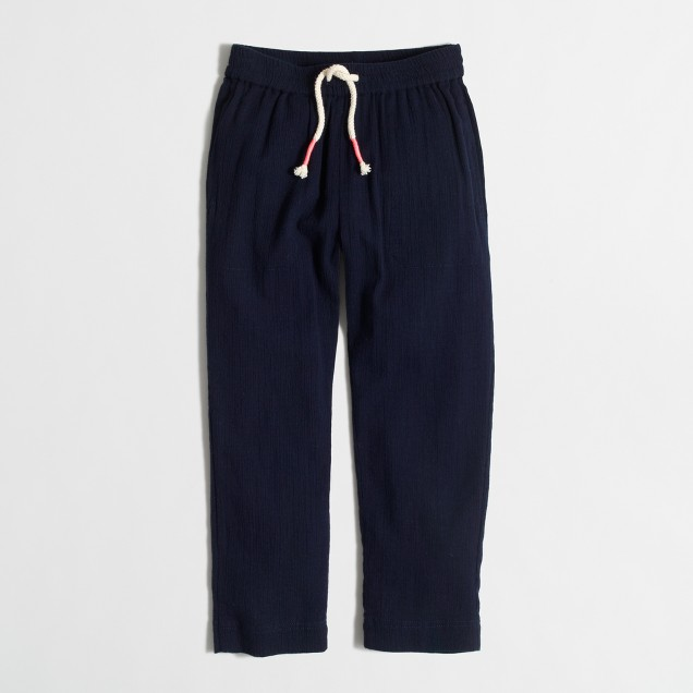 Girls' pull-on pant