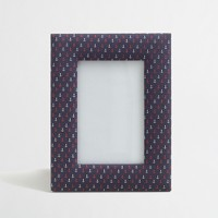 Factory printed picture frame