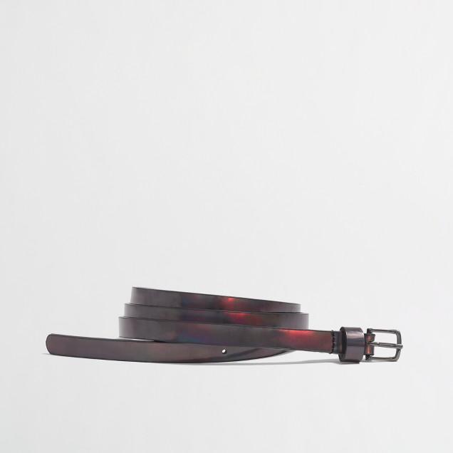 Factory translucent belt