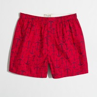 Fancy anchors boxers