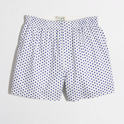 Double-dot boxers