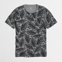 T-SHIRT in palm trees