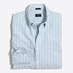 Slim oxford shirt in stripe