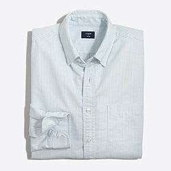Oxford shirt in stripe