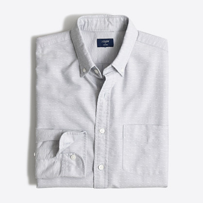 Oxford dobby shirt