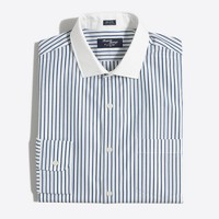 Thompson dress shirt in stripe