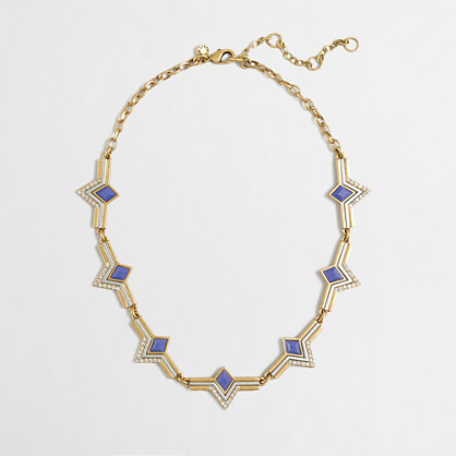 Factory deco necklace