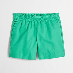 "Factory 5"" boardwalk pull-on short"