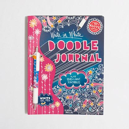 Scholastic® Doodle journal