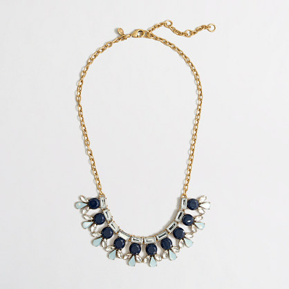 Factory mini clusters necklace