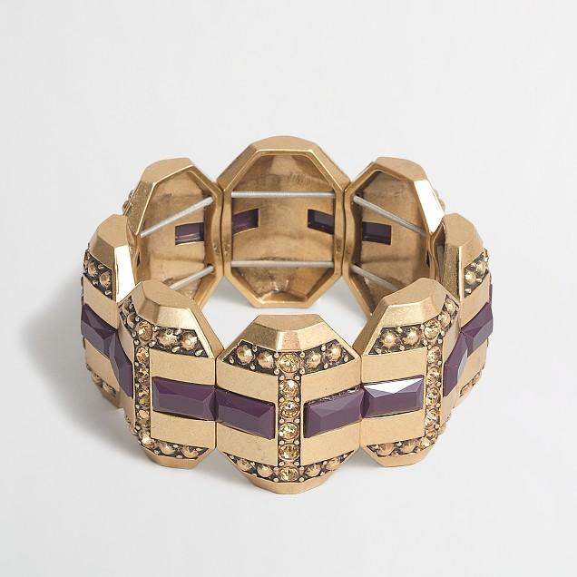 Factory geo bracelet