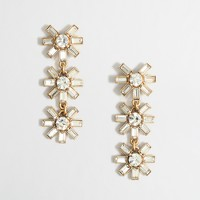 Factory drop stars earrings