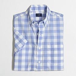 Factory short-sleeve lightweight shirt