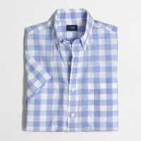 Short-sleeve lightweight shirt