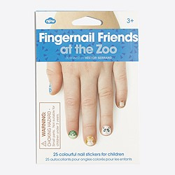 Girls' natural products ltd.™ fingernail friends