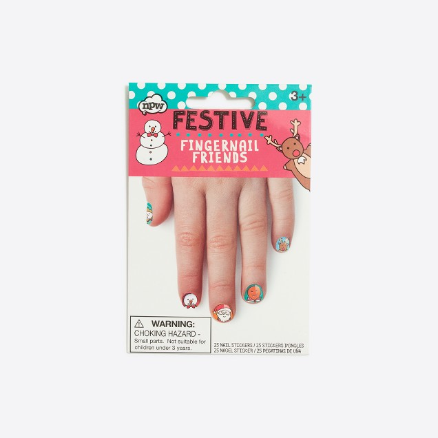 Kids' Natural Products Ltd.™ fingernail friends