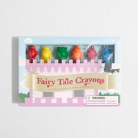 Girls' Natural Products Ltd.™ fairy tale crayons