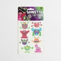 Boys' Toysmith™ monster glow tattoos