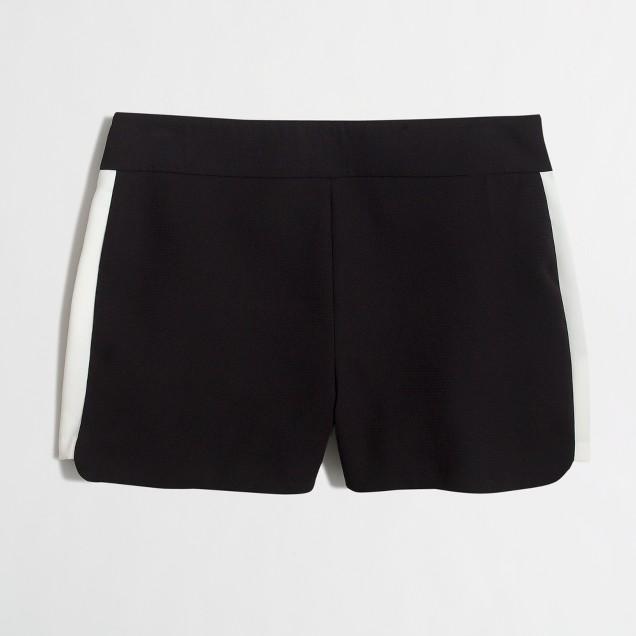 Drapey short