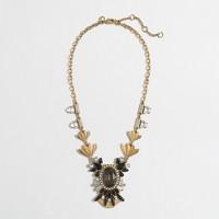 Factory centerpiece necklace