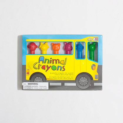 Boys' npw™ animal crayons