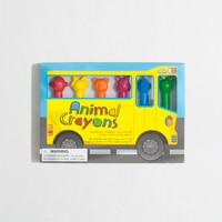 Boys' npw™ animal crayons