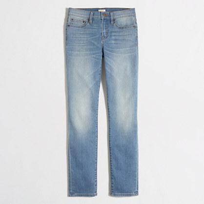 Skinny cropped jean