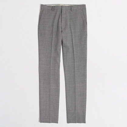 Thompson Voyager suit pant