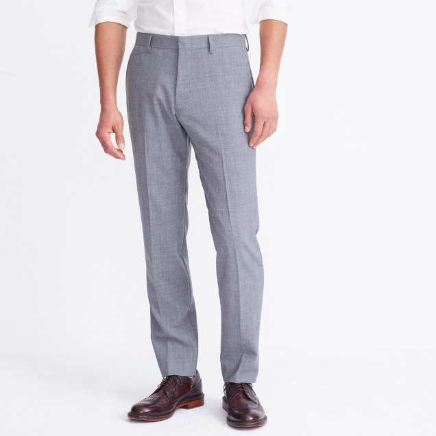 Classic-fit Thompson Voyager pant