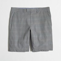 Plaid Bedford short