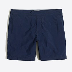 "7"" tab swim short"