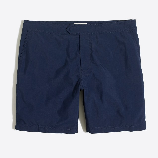 """7"""" tab swim short"""