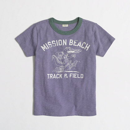 Boys' track and field storybook t-SHIRT