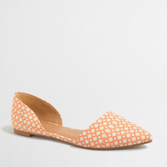 Graphic dot d'Orsay flats