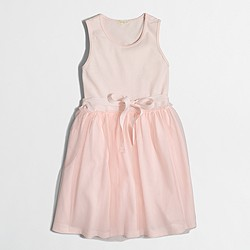 Girls' tulle dress
