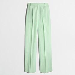 Factory linen trouser