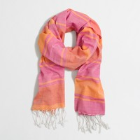 Long lightweight scarf