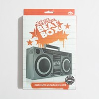 Boys' NPW™ flat pack beat box